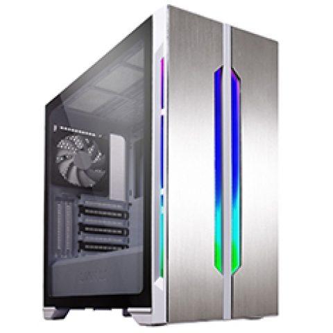 Lian Li Lancool One Digital Tempered Glass Case White 机箱