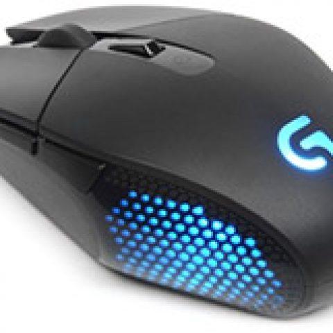 Logitech G302 Daedalus Prime MOBA Gaming Mouse 鼠标