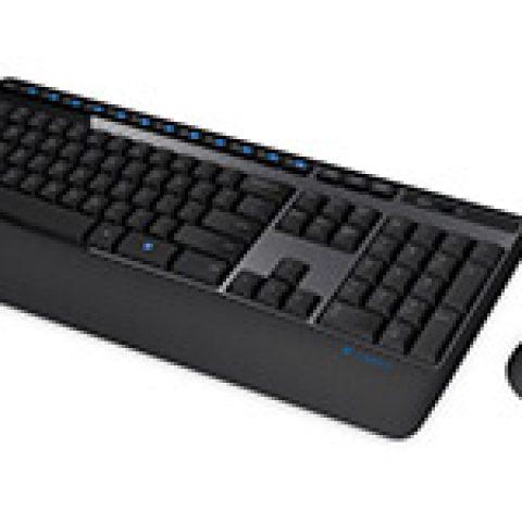 罗技 Logitech MK345 无线 键盘 和 鼠标 套装