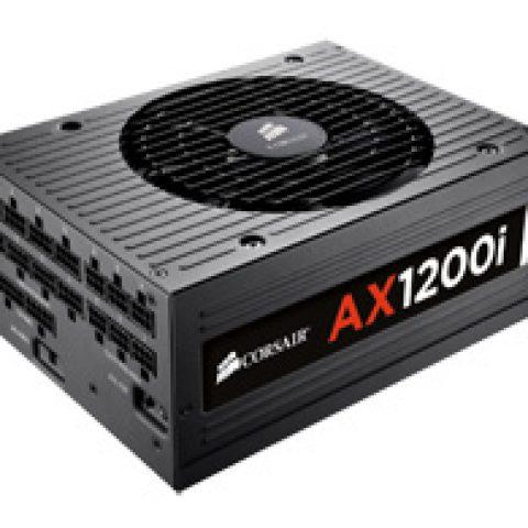 海盗船 AX1200i Digital Platinum Modular 1200W Power Supply 电源