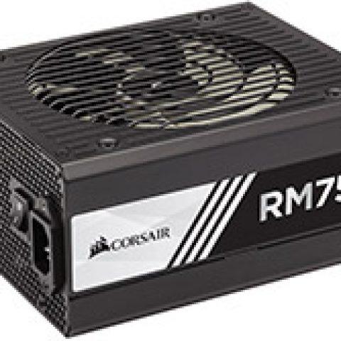 海盗船 RM750i Gold 750W Power Supply 电源