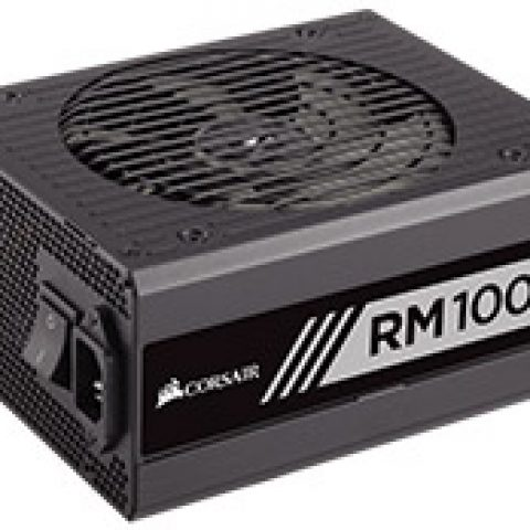 海盗船 RM1000x Gold 1000W Power Supply 电源