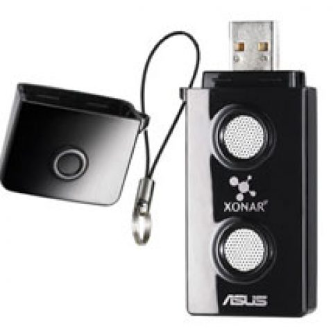 华硕 Xonar U3 USB Sound Card 独立声卡