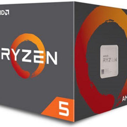 AMD 锐龙 Ryzen 5 2600 with Wraith Stealth
