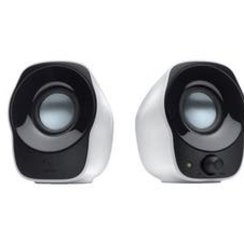 Logitech Z120 2.0 Stereo USB Speakers 音箱 音响 扬声器