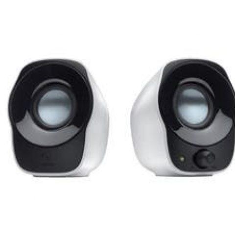 Logitech Z120 2.0 Stereo USB Speakers 音箱 音响 扬声器