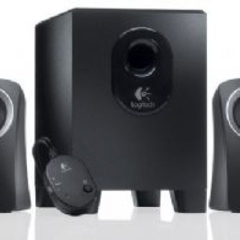Logitech Z313 2.1 Speakers 音箱 音响 扬声器