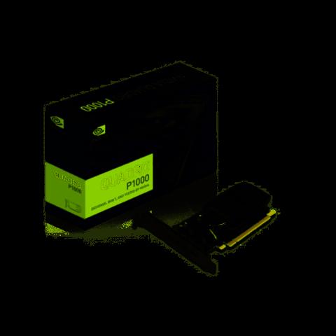 NVDIA Quadro P1000 Series 设计显卡 渲染显卡