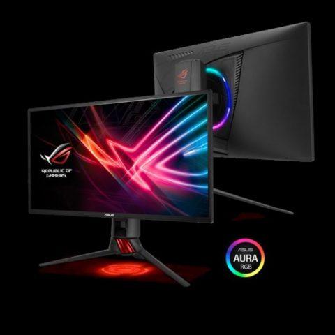 华硕 ROG XG32VQR WQHD 144hz FreeSync HDR 曲面屏 32in Monitor 显示器