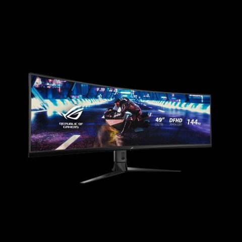 华硕 ROG XG49VQ DFHD S-UltraWide 144hz FreeSync HDR 49in Monitor 显示器