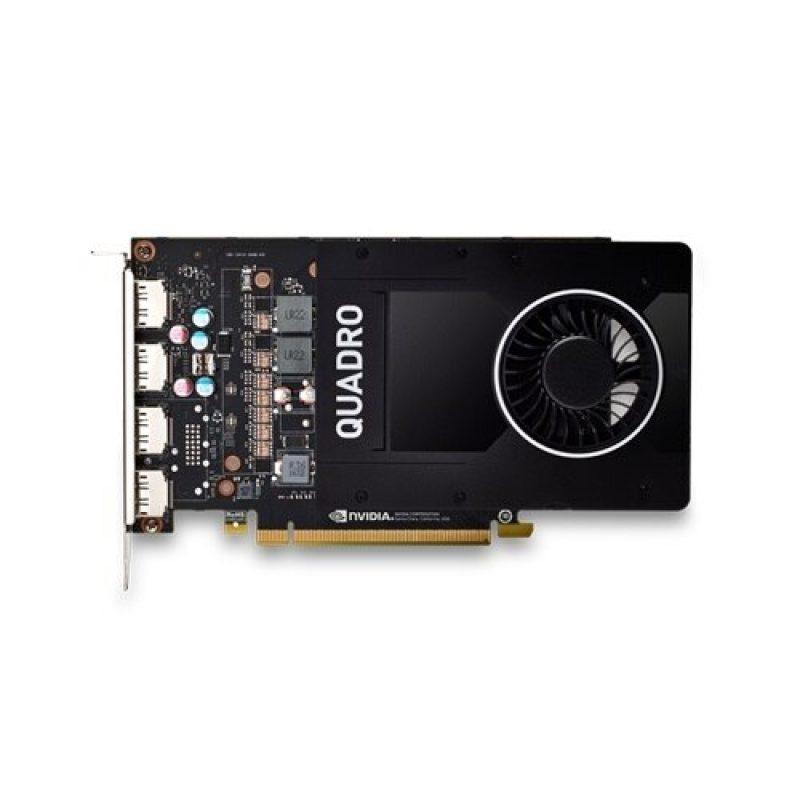Quadro P2200 PCIe Workstation Card 设计显卡 渲染显卡