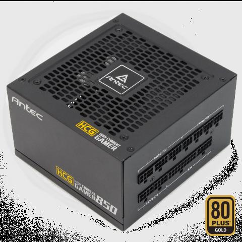 安钛克 Antec HCG-850G 850w 80+ Gold 金牌 Fully Modular 电源