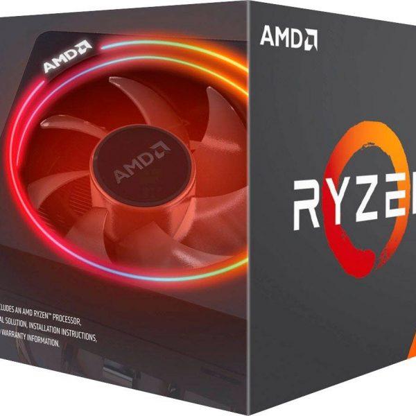 AMD Ryzen 7 3700X with Wraith Prism