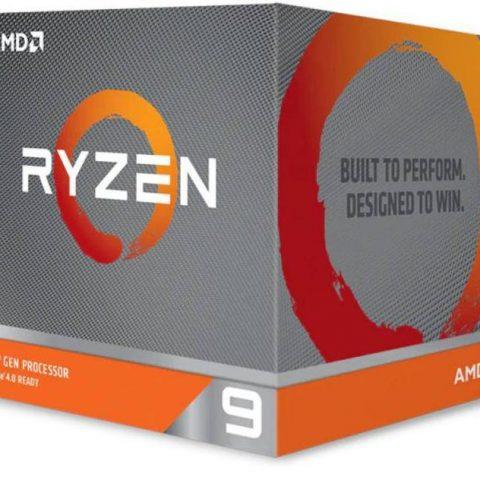 AMD 锐龙 锐龙 Ryzen 9 3950X 16 核心s AM4 32 线程s, 3.5GHz, 64MB L3 Cache CPU 处理器 CPU