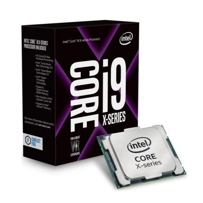 Intel 核心 i9-10940X CPU 3.3GHz 处理器 CPU