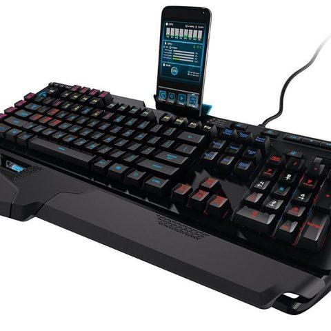罗技 Logitech G910 Orion Spectrum RGB 机械键盘 Gaming 键盘