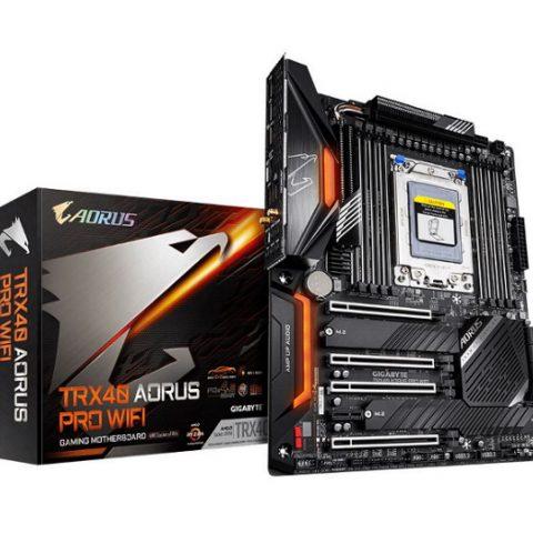 技嘉 TRX40 Aorus Master E-ATX 主板