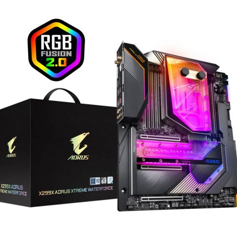 技嘉 X299X Aorus Xtreme Waterforce XL-ATX