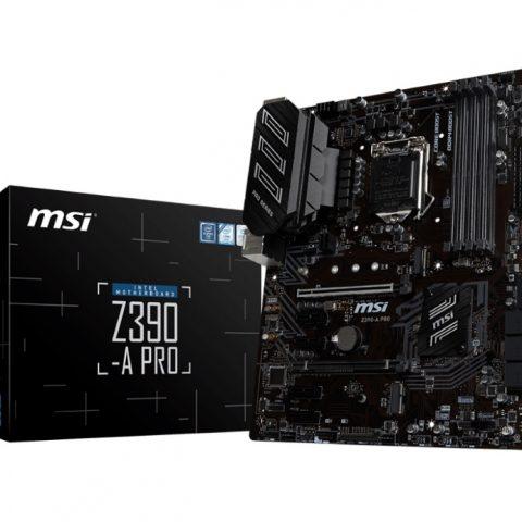 微星 Z390-A Pro 主板