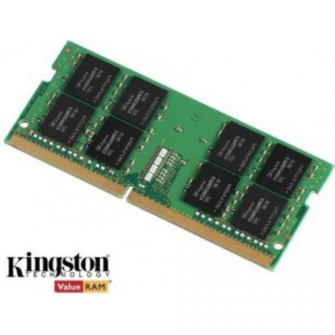 Kingston 金士顿  ValueRAM KVR24S17D8/16 16GB (1x16GB) DDR4 SODIMM 笔记本内存