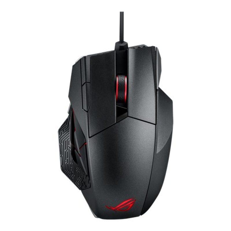 华硕 ROG Spatha Wireless Laser Gaming Mouse 鼠标