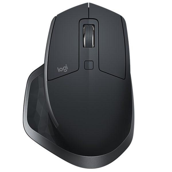 Logitech MX Master 2S Wireless Mouse Graphite