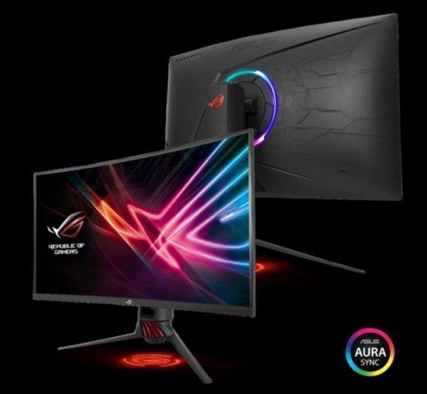 ASUS ROG XG32VQ QHD 144Hz FreeSync 32in Monitor