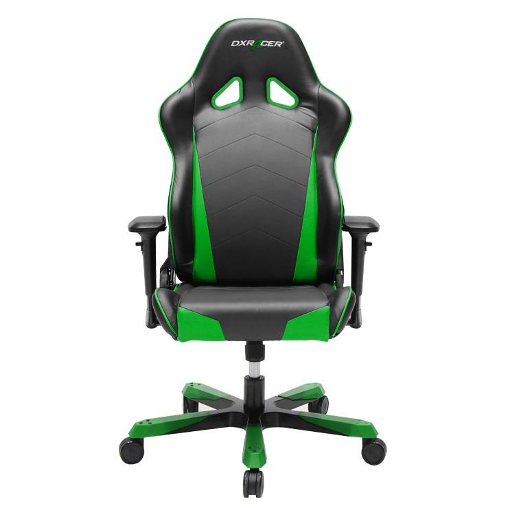 DXRacer Tank TS29 Gaming Chair Black & Green