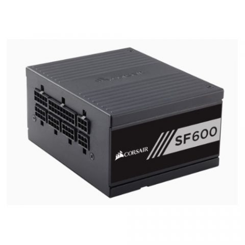 海盗船 SF600 Gold 600W SFX Power Supply 电源