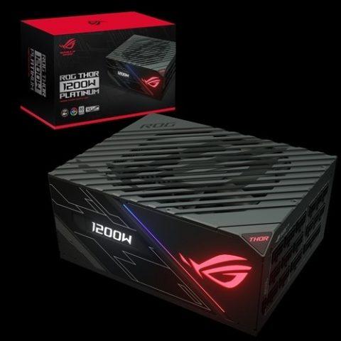 华硕 ROG Thor 1200W Platinum 电源
