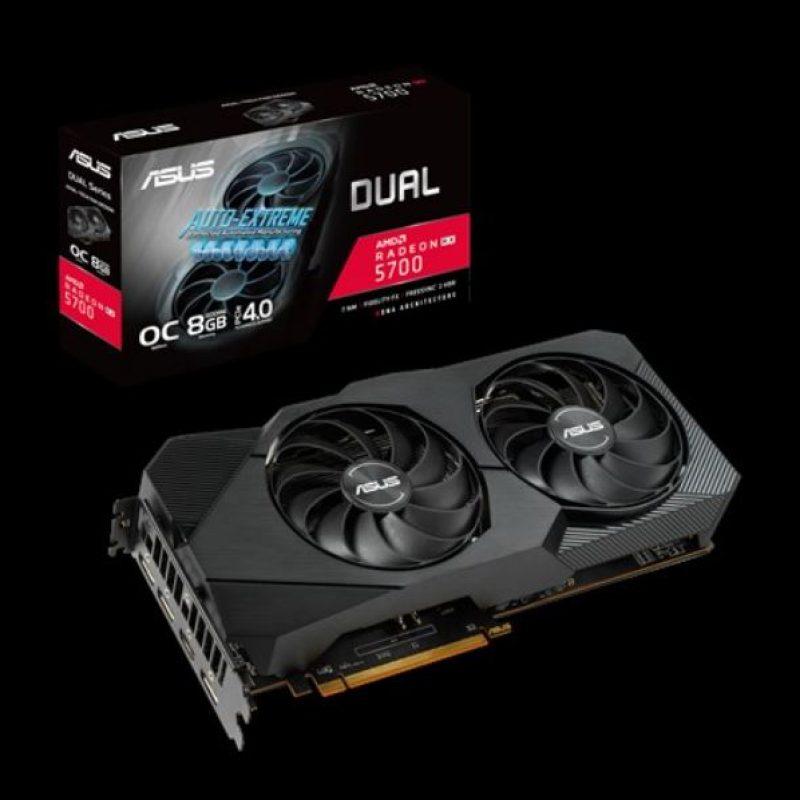 华硕 Radeon RX 5700 Dual EVO OC 8GB