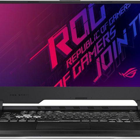 玩家国度 Strix G 15.6寸 i7 9750H GTX 1650 游戏笔记本电脑