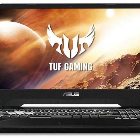 华硕 TUF 电竞特工 15.6寸 锐龙 Ryzen 7 GeForce RTX 2060 15.6in 120Hz 游戏笔记本电脑
