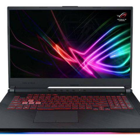 玩家国度玩家国度 ROG 魔霸 17.3寸 120Hz i7 9750H GTX1650 游戏笔记本电脑