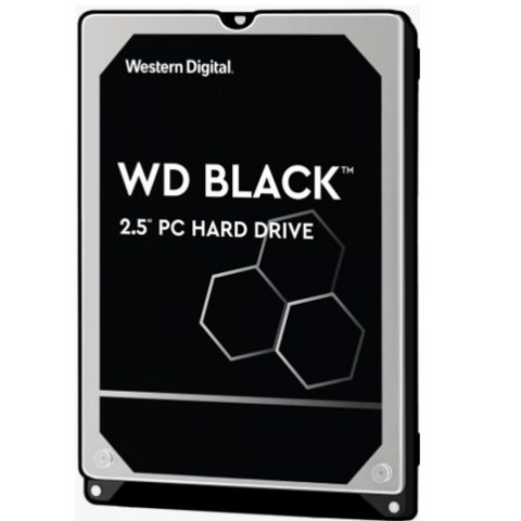 "WD Black 2TB 3.5"" 7200RPM 机械硬盘"
