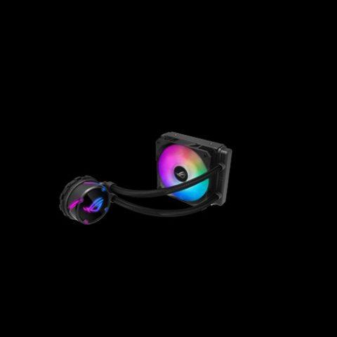 华硕  玩家国度 ROG Strix LC 120 RGB 一体水冷散热器