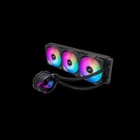 华硕 玩家国度 ROG Strix LC 360 RGB 一体水冷散热器