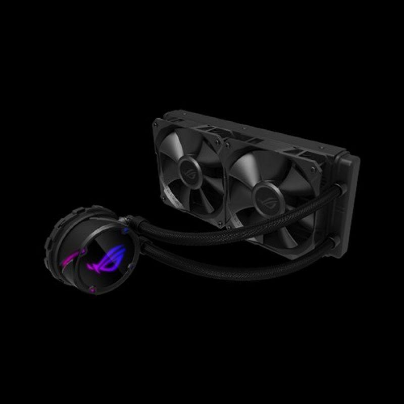 华硕 玩家国度 ROG Strix LC 240 飞龙240 Lquid CPU Cooler  一体水冷散热器