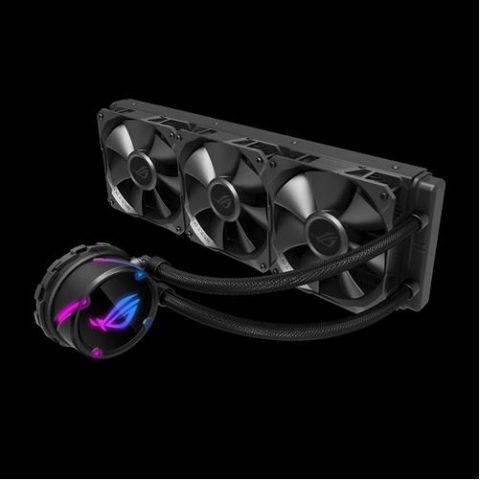华硕 玩家国度 ROG Strix LC 360 一体水冷散热器