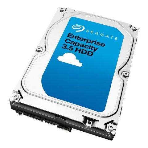 """希捷 Seagate 4TB 3.5"""" Enterprise 512e 7200RPM 机械硬盘"""