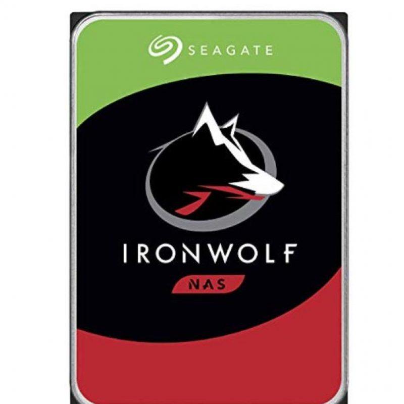 """希捷 Seagate 10TB 3.5"""" IronWolf NAS 7200RPM 机械硬盘"""