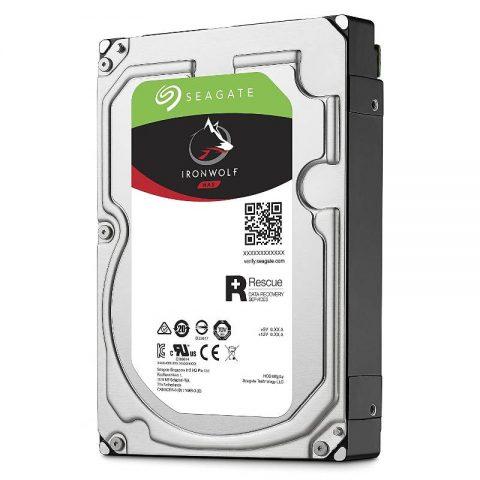 """希捷 Seagate 2TB 3.5"""" IronWolf Pro NAS 7200RPM 机械硬盘"""