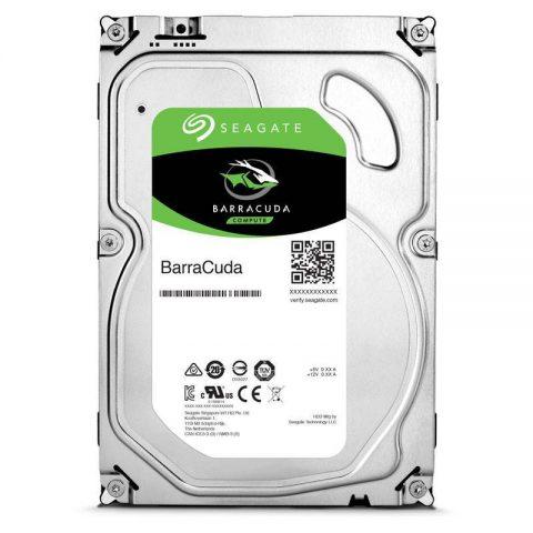 """希捷 Seagate 3TB 3.5"""" Barracuda 5400RPM 机械硬盘"""