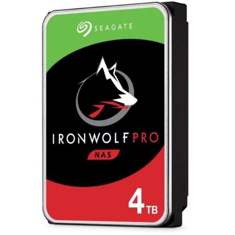 """希捷 Seagate 4TB 3.5"""" IronWolf Pro NAS 7200RPM 机械硬盘"""