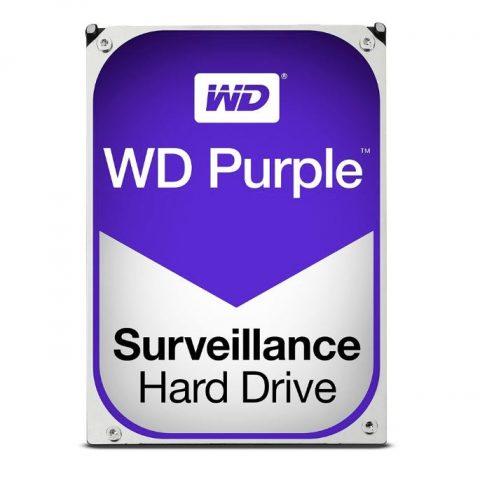 WD Purple 3TB Surveillance 5400RPM 机械硬盘