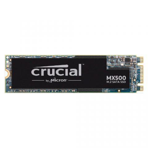 镁光 Crucial MX500 250GB M.2 (2280) 固态硬盘 SSD