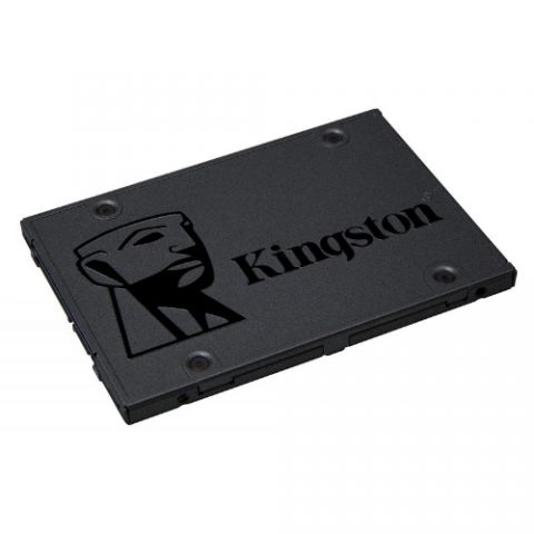 "Kingston A400 120GB 2.5"" SATA 固态硬盘 SSD"