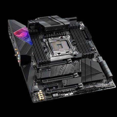 华硕玩家国度 STRIX X299-E GAMING II ATX 主板