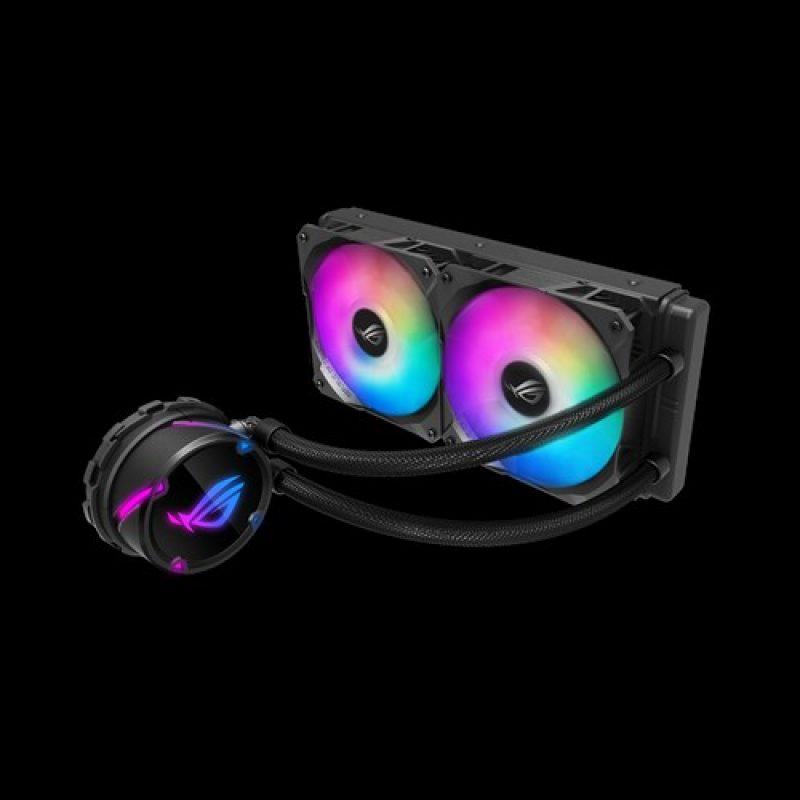 华硕 玩家国度 ROG Strix LC 240 RGB 一体水冷散热器