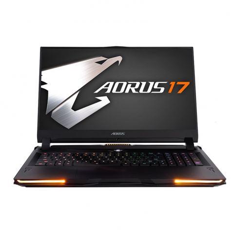"技嘉 Gigabyte AORUS 17 17"" 144Hz Gaming Laptop i7-9750H 16GB 512GB RTX2060 游戏笔记本电脑"